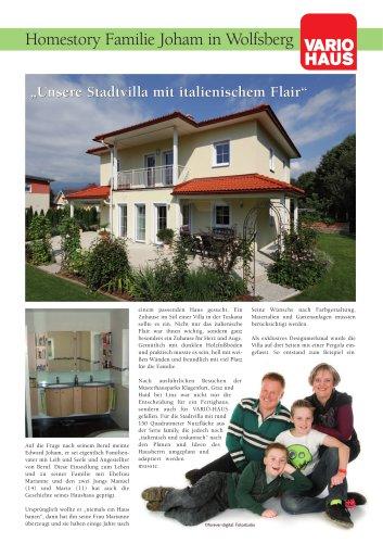 Homestory Familie Joham in Wolfsberg