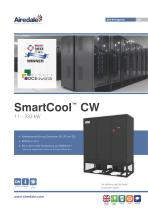 SmartCool™ CW 11-233kW (SN, SR, SD) Sales Brochure (German)