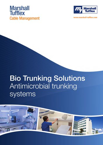 Antimicrobial Trunking Systems