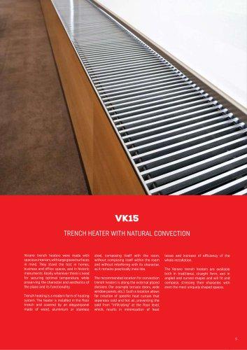 Trench heating VK15