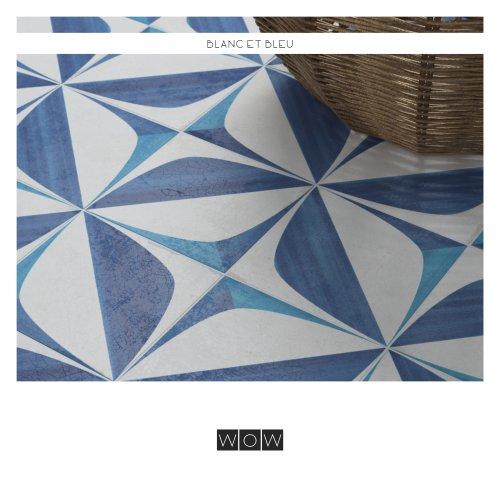 Blanc et Bleu Catalogue