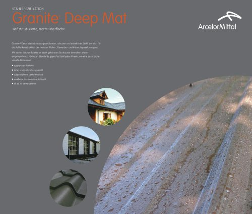 Granite® Deep Mat