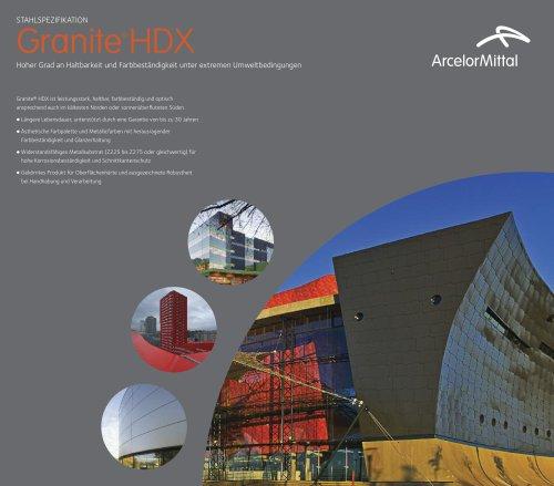 Granite® HDX