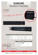 Infrared Radiant Heaters Infralia