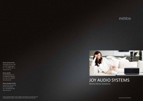 JOY AUDIO SYSTEM