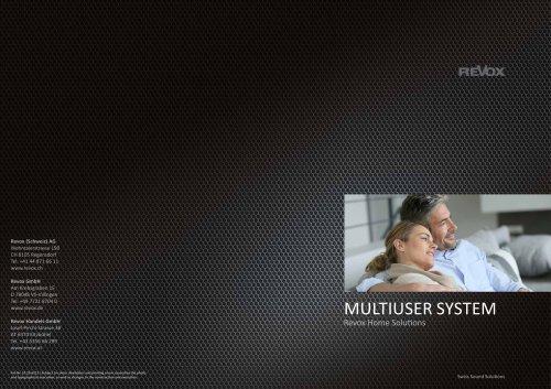 MULTIUSER SYSTEM