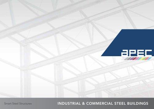 Smart Steel Structures - INDUSTRIAL & COMMERCIAL STEEL BUILDINGS