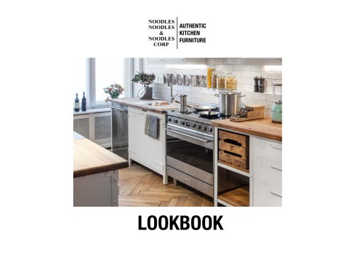 Kitchens Lookbook in + out