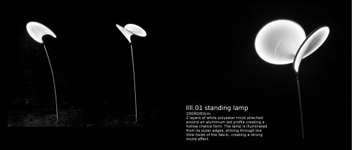 LLLL.01 standing lamp