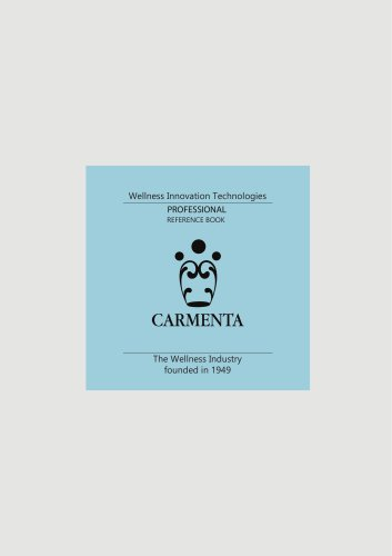 CARMENTA PROFESSIONAL REFERENCE BOOK