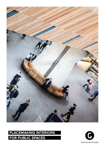 Placemaking Interiors for Public Spaces