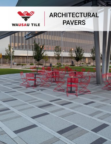 ARCHITECTURAL PAVERS