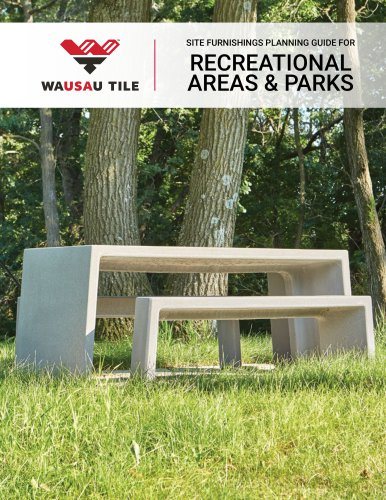 RECREATIONAL AREAS & PARKS