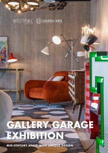 Gallery Garage Exhibition