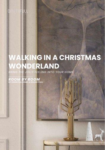 Walking In A Christmas Wonderland
