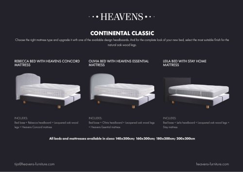 Heavens side stitched tufted mattresses