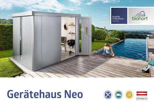 Gerätehaus Neo