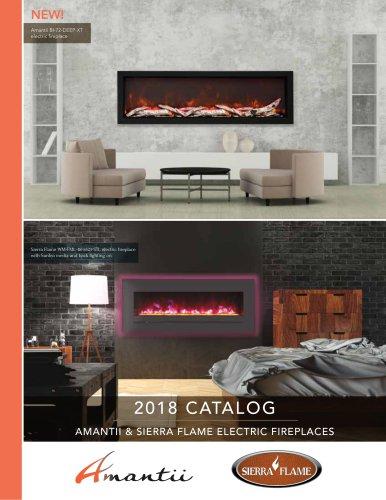Amantii-Sierra Flame Electric Catalog