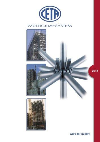 MULTICETA ALLROUND SYSTEM - UNI EN 12810-1 EN 12811-1