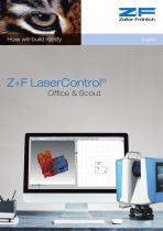 Z+F LaserControl® Scout