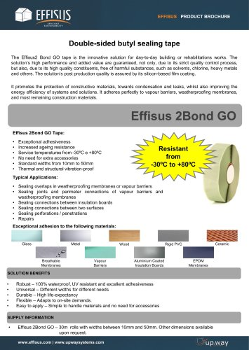 EFFISUS 2BOND GO