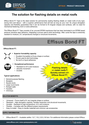 EFFISUS BOND FT