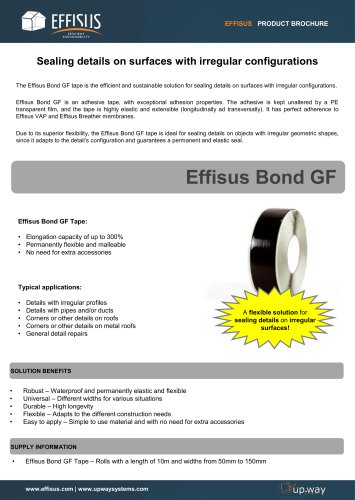 EFFISUS BOND GF