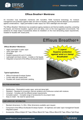 EFFISUS BREATHER+