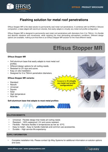 EFFISUS STOPPER MR