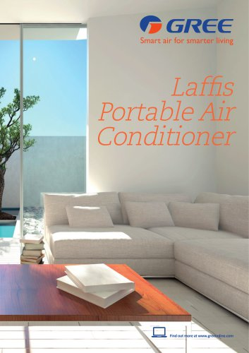 Laffis Portable Air Conditioner