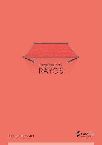sunvas Kollektion - Rayos
