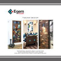 Egemmozaik Design 2018 Catalogue