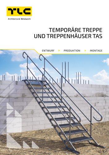 TAS - Temporare Treppen und Treppenhauser