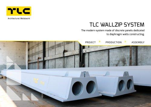 TLC WALLZIP SYSTEM