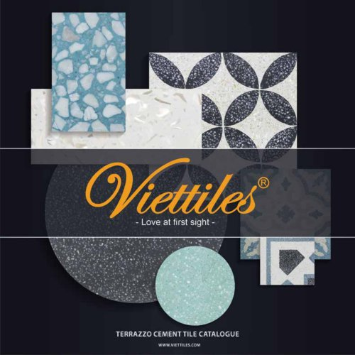 Latest Terrazzo Cement Tile Collection 2019