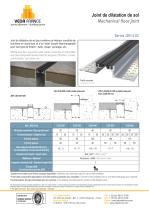 Mechanical floor joint - JDH 5.02