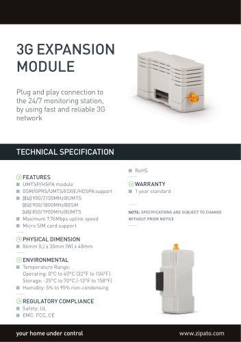 3G EXPANSION MODULE