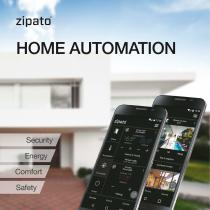 Zipato security and control system catalogue