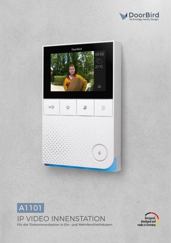 A1101 IP Video Innenstation