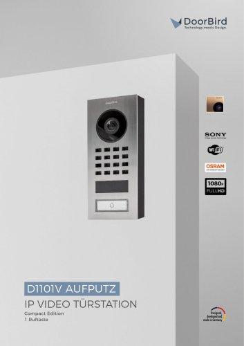 D1101V Aufputz
