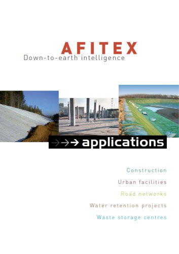 AFITEX Down-to-earth intelligence