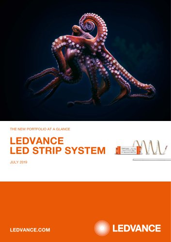 LEDVANCE LED STRIP SYSTEM