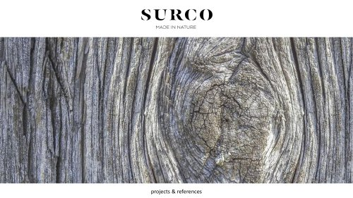 SURCO project references EN