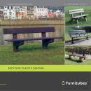 Recycled plastic seating range e-brochure