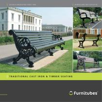 Traditional cast iron seating range e-brochure