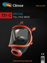 731-C FULL FACE MASK