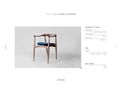 Korsu Chair
