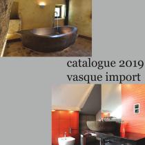 Catalogue Vasque import 2019