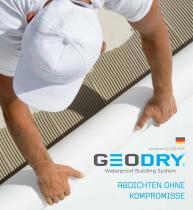 Brochure GEODRY 2018