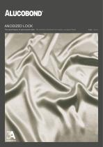 ALUCOBOND®  anodized look - 1